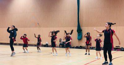 Dance leaders day of dance