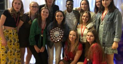 Sports Awards U18 hockey team of the year