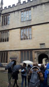 Oxford Visit Y10 2