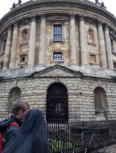 Oxford Visit Y10