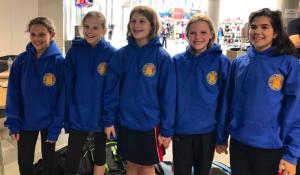 NHEHS Y6 Swim team