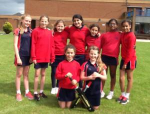 Junior gdst cricket team