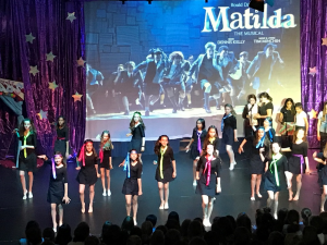 Matilda perforners