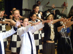 NHEHS year 6 Show Dance