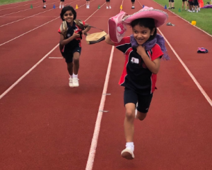 Year 1 Sports Day Dress Up