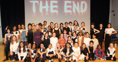 Year 6 Show Group