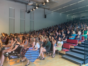 Y13 Leavers Ceremony Audience