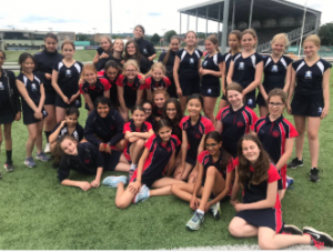 NHEHS Tennis & rounders teams