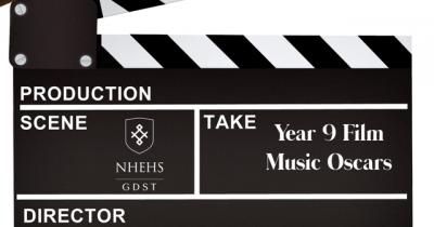 NHEHS Year 9 Film Music Oscars