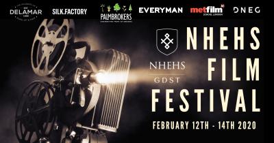 NHEHS Film Festival Banner